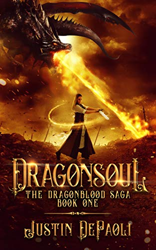 Dragonsoul book cover