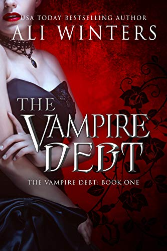 The Vampire Debt: Book 1 - cover of a book with vampires
