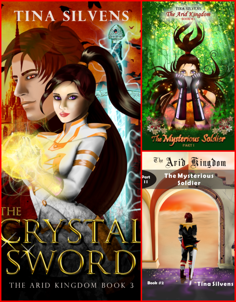 the arid kingdom series covers